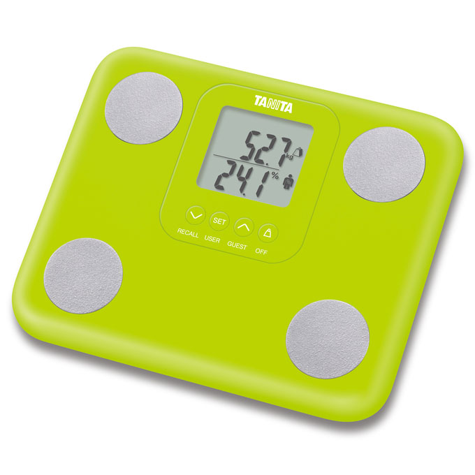 Tanita BC730 Innerscan Body Composition Monitor  Green