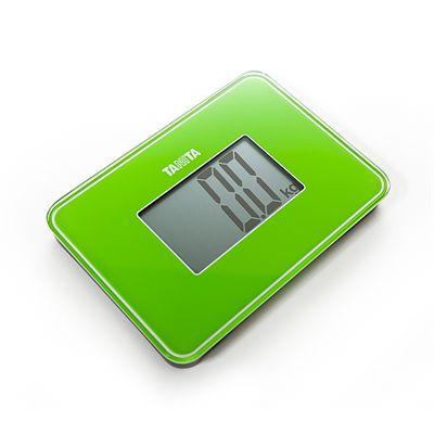 Tanita HD386 Super Compact Digital Scale-Green