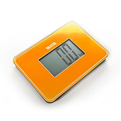 Tanita HD386 Super Compact Digital Scale-Orange