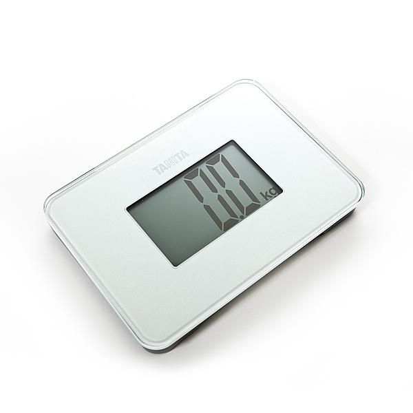 Tanita HD386 Super Compact Digital Scale  White
