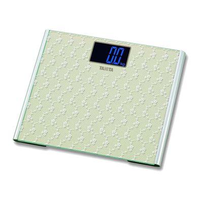 Tanita HD387 200kg High Capacity Digital Scale - Cream