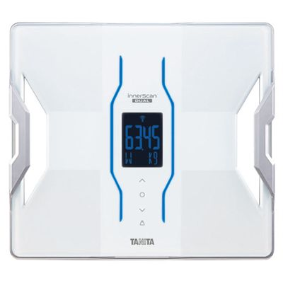 Tanita Body Composition Monitor with Integrated Bluetooth-White