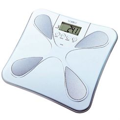 Tanita UM050 Ultra Slim Glass Body Composition Monitor
