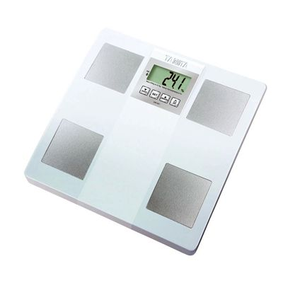Tanita UM051WH Glass Body Fat Monitor - Main Image