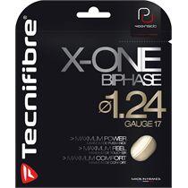 Tecnifibre X-One Biphase 1.24 Tennis String Set
