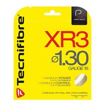 Tecnifibre X-R3 1.30 Tennis String Set