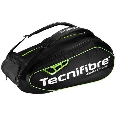 Tecnifibre Absolute Green 12 Racket Bag