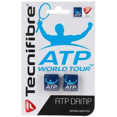 Tecnifibre ATP Damp Pack of 2 - Blue