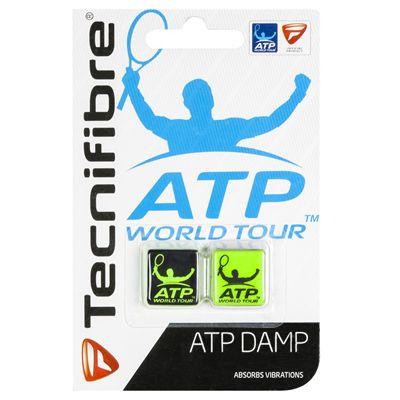 Tecnifibre ATP Dampener -Pack of 2-Green
