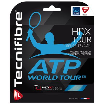 Tecnifibre ATP HDX Tour Tennis String Set Gauge 1.24mm