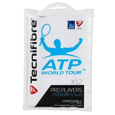 Tecnifibre ATP Pro Players Overgrip - 12 Pack