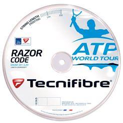 Tecnifibre ATP Razor Code Tennis String - 200m Reel