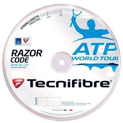 Tecnifibre ATP Razor Code 1.20 Tennis String 200m Reel image - Blue
