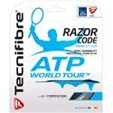 Tecnifibre ATP Razor Code 1.25 Tennis String Set - Carbon