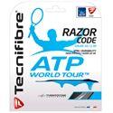 Tecnifibre ATP Razor Code 1.30 Tennis String Set - Carbon