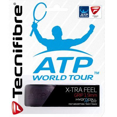 Tecnifibre ATP X-Tra Feel Replacement Grip - Black