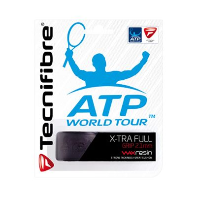 Tecnifibre ATP X-Tra Full Replacement Grip Black