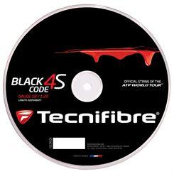 Tecnifibre Black Code 4S Tennis String Reel - 200m