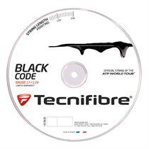 Tecnifibre Black Code String - 200m Reel