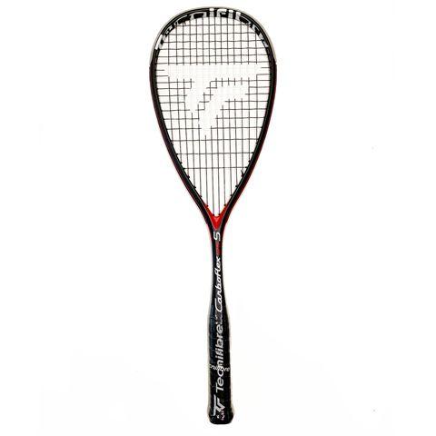 Tecnifibre Carboflex 125 S Basaltex Multiaxial Squash Racket