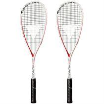 Tecnifibre Carboflex 130 S Basaltex Multiaxial Squash Racket Double Pack