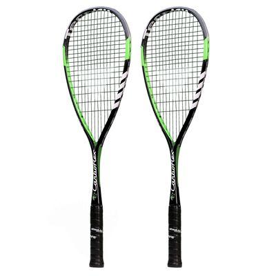 Tecnifibre Carboflex Speed Squash Racket Double Pack