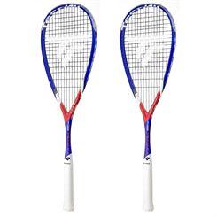 Tecnifibre Carboflex X-Speed 125 NS Squash Racket Double Pack
