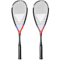 Tecnifibre Carboflex X-Speed 125 Squash Racket Double Pack