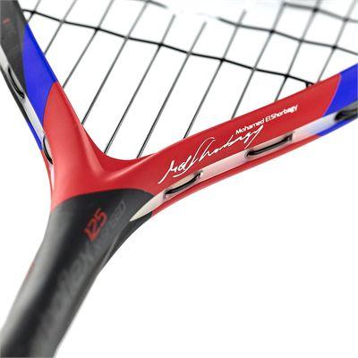 Tecnifibre Carboflex X-Speed 125 Squash Racket - Asignee