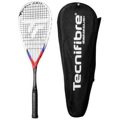 Tecnifibre Carboflex X-Speed 130 Squash Racket - Cover