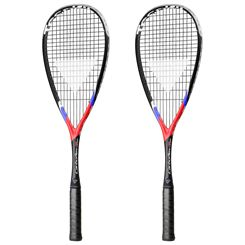 Tecnifibre Carboflex X-Speed 135 Squash Racket Double Pack