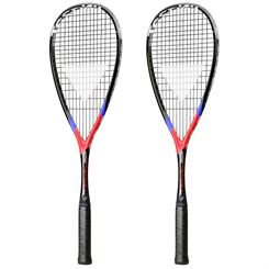 Tecnifibre Carboflex X-Speed Storm Squash Racket Double Pack