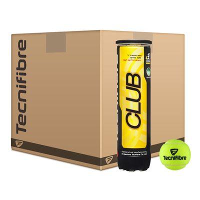 Tecnifibre Club Tennis Balls - 12 Dozen