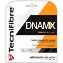 Tecnifibre DNAMX 1.15 Squash String Set-Black
