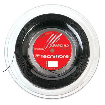 Tecnifibre Duramix HD String Reel-200m-Black-1.25mm