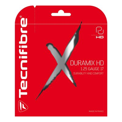 Tecnifibre Duramix HD 1.25 Tennis String Set Image