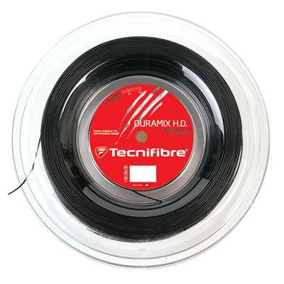 Tecnifibre Duramix HD 1.30 -  200m Reel - Black