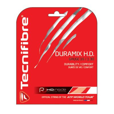 Tecnifibre Duramix HD 1.30 natural set