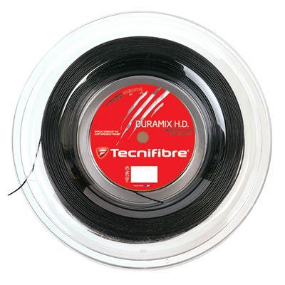 Tecnifibre Duramix HD String Reel-200m-Black-1.35mm