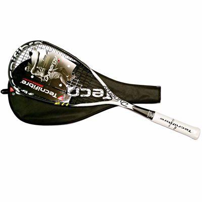 Tecnifibre Dynergy 117 Flexarm Squash Racket Double Pack - Unpacked