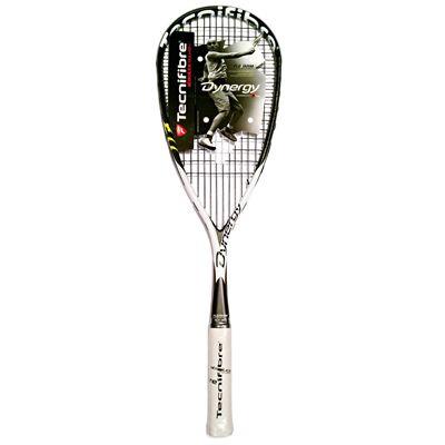 Tecnifibre Dynergy 117 Flexarm Squash Racket - Unpacked