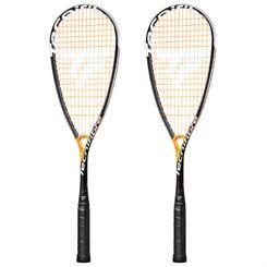 Tecnifibre Dynergy 120 APX Squash Racket Double Pack