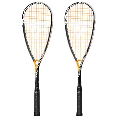 Tecnifibre Dynergy 120 APX Squash Racket Double Pack