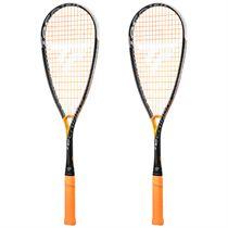 Tecnifibre Dynergy 130 APX Squash Racket Double Pack