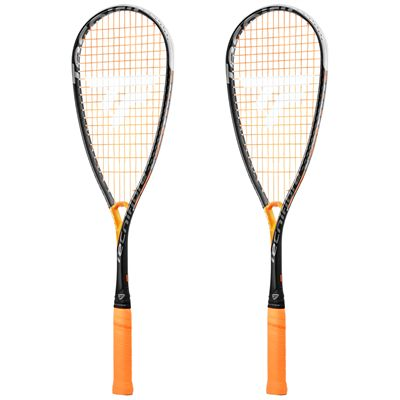 Tecnifibre Dynergy 130 APX Squash Racket Double Pack - Double