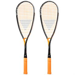 Tecnifibre Dynergy 130 APX Squash Racket Double Pack