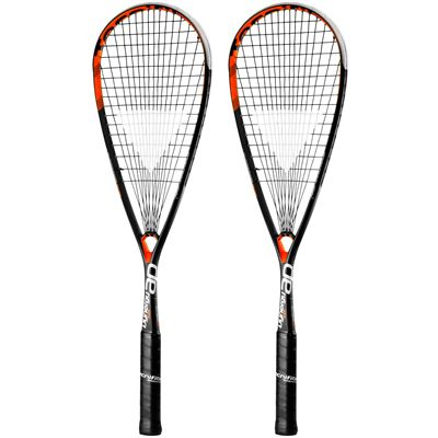 Tecnifibre Dynergy AP 125 Squash Racket Double Pack