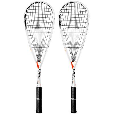 Tecnifibre Dynergy AP 130 Squash Racket Double Pack