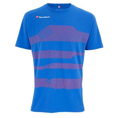 Tecnifibre F1 Boys Stretch T-Shirt - Blue