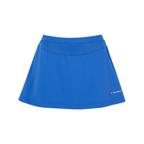 Tecnifibre Girls Cool Skort AW16 - Blue, 10 - 12 Years